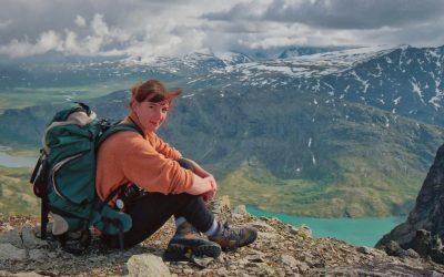 KRIS A GJENDESHEIM - Norway1998_036