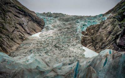 Glacier de Briksdal - Norway1998_109-2