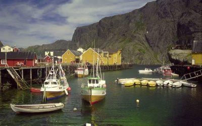 Nusfjord- ILES LOFOTEN - 2_01